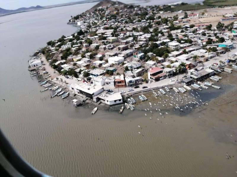 Policías Estatales supervisan playas y puntos de reunión de Sinaloa
