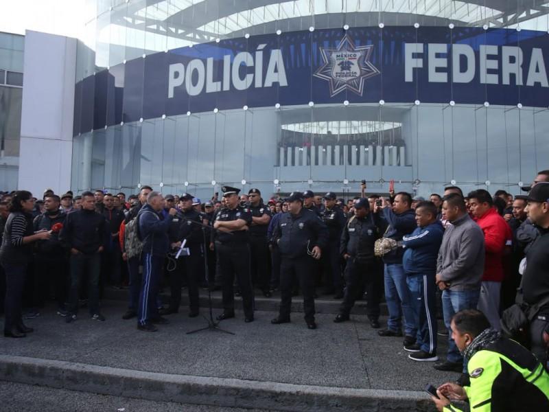 🚓🚨🚔Policías Federales amenazan con renuncias masivas
