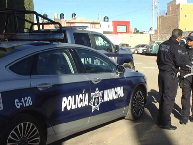 Policía Guadalupe se queda sin bonos de despensa