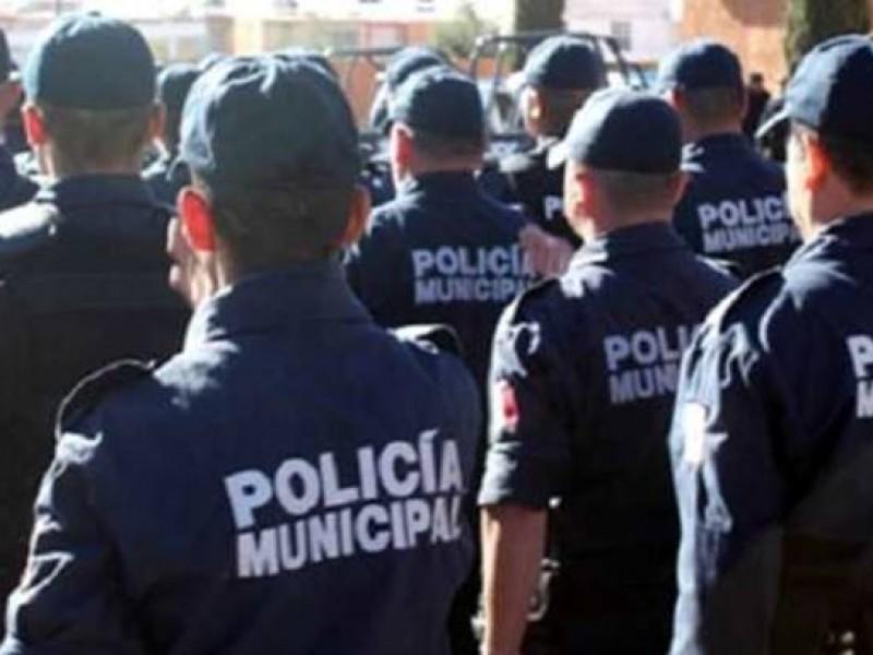 Policías municipales de Cajeme quieren reunirse con AMLO