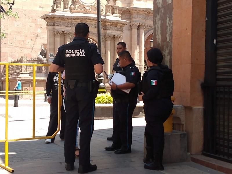 Policías municipales en León; carecen de evaluación de desempeño