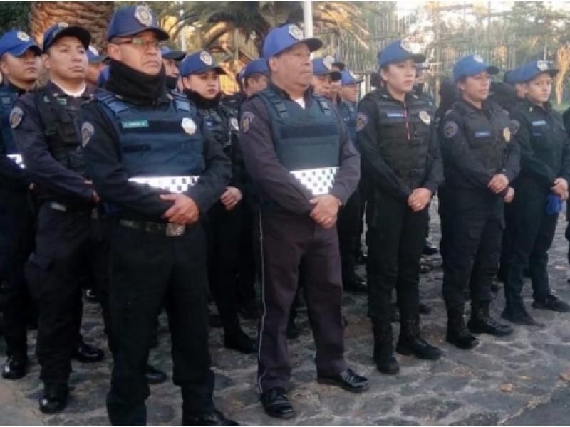 Policías protegerán a Reyes Magos durante festividades
