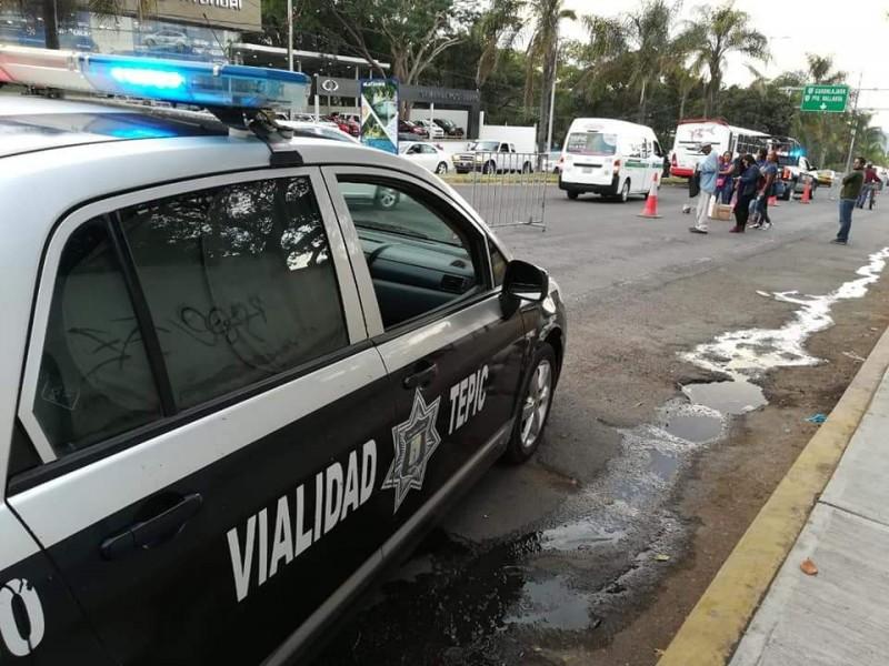 Policías que recibieron