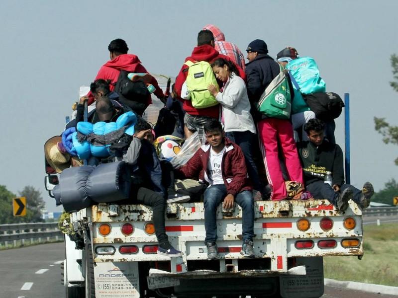 Política de Biden aumenta migración de guanajuatenses: SMEI