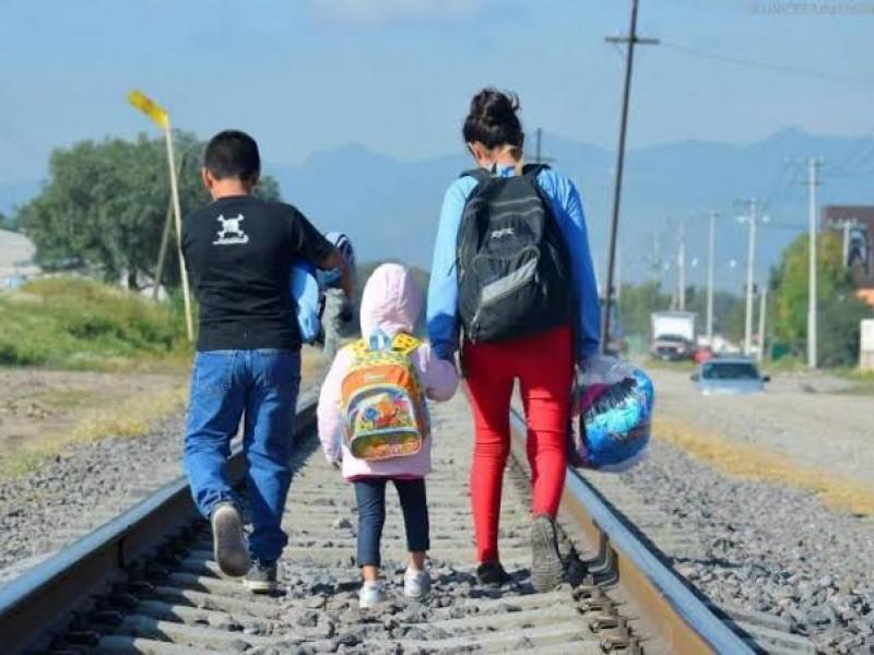 Política del Presidente Joe Biden eleva migración infantil 70%: SMEI