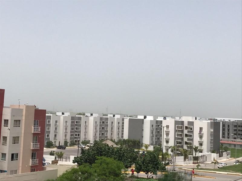 Polvo del Sahara llegará a Veracruz en julio y agosto