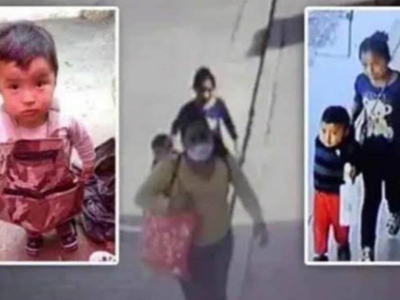 Por 200 pesos, menores, entregaron a Dylan a presunta secuestradora