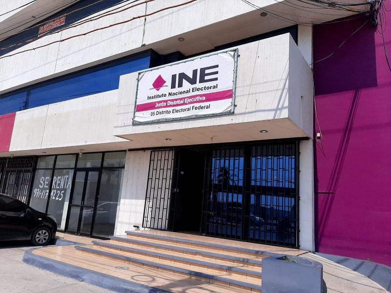 Por agenda, candidatos a diputación federal rechazan debate: INE