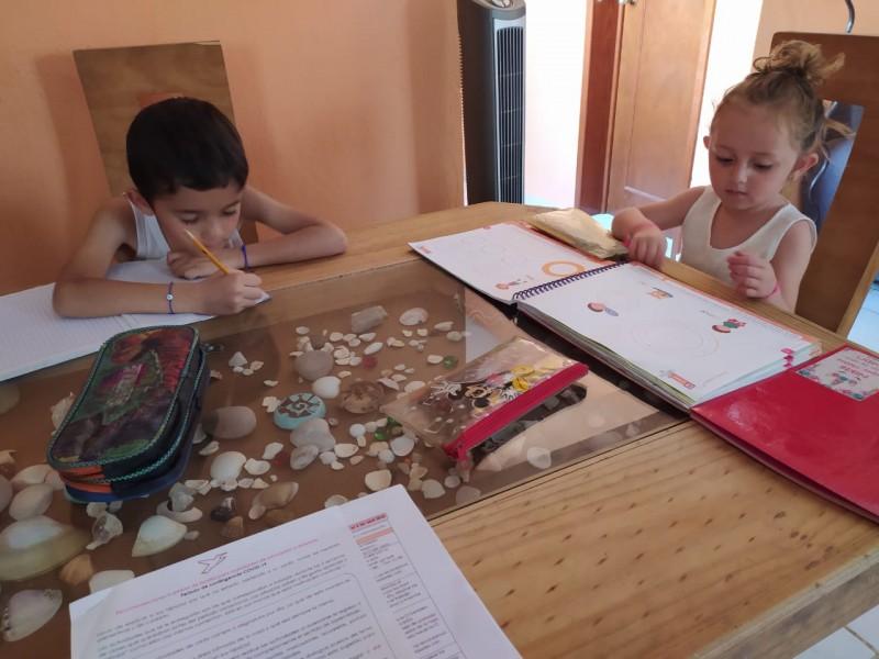 Por aislamiento, recomiendan actividades creativas en casa