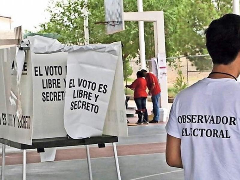 Por baja participación ciudadana integrará COPARMEX más observadores electorales