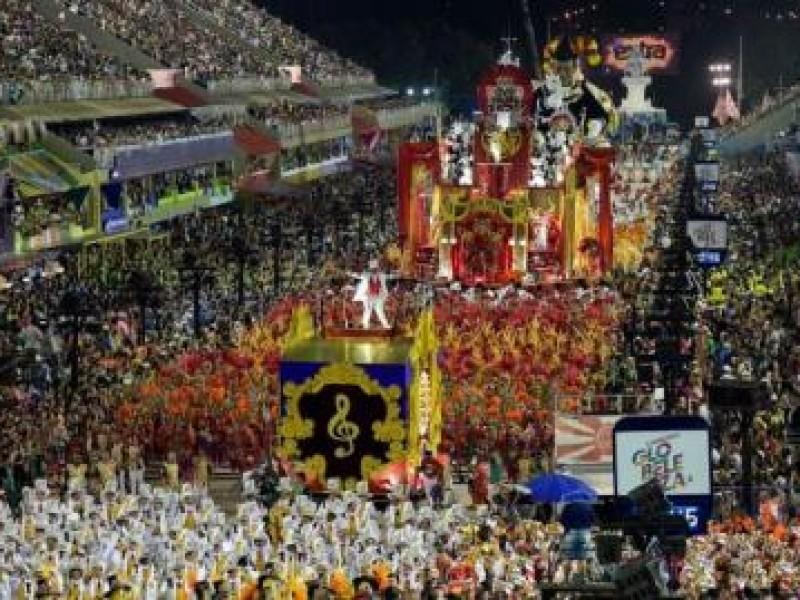 Por cifras alarmantes de Covid-19, Suspenden Carnaval de Río 2021