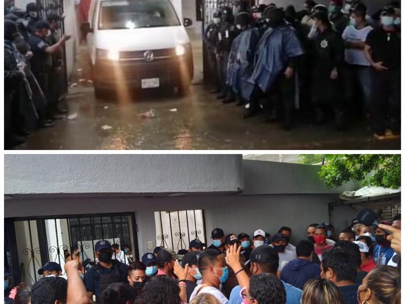 Por conflictos en Salina Cruz; recuento de votos en Oaxaca