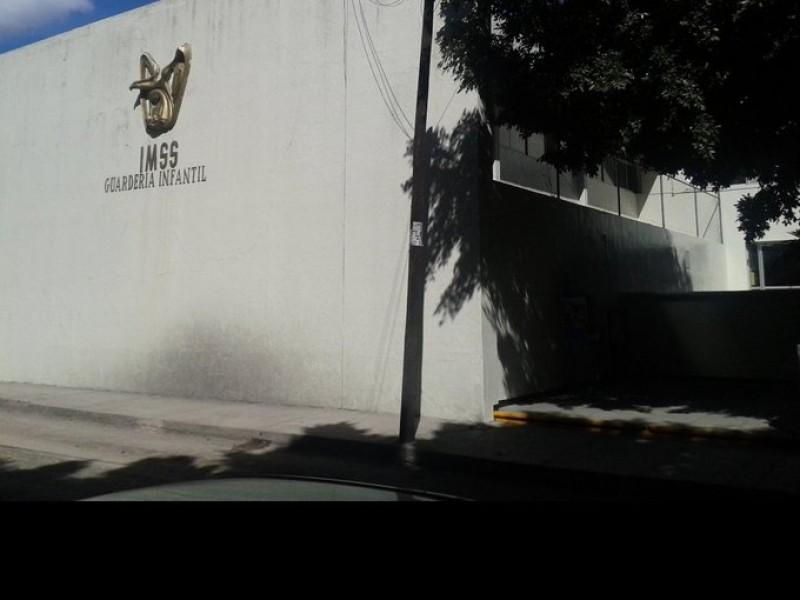 Por contingencia sanitaria suspenden servicio de guarderías del IMSS
