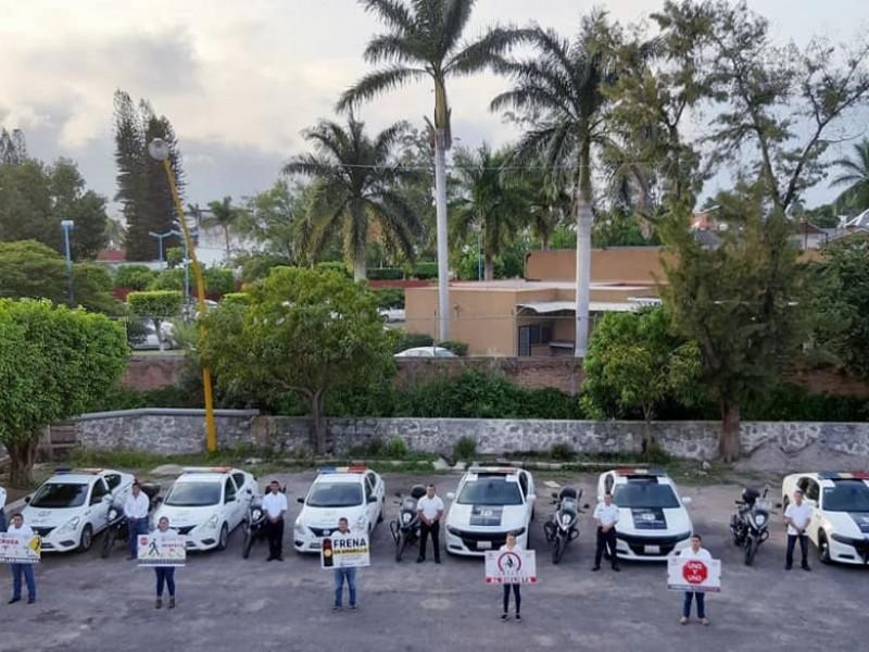 Por corrupción y malos tratos, remueven a inspectores de transporte