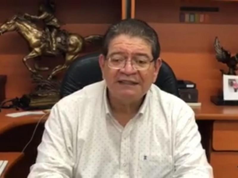 Por contagio de COVID-19 cierran registro civil de Tepic