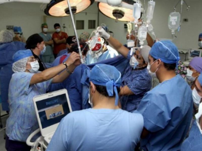 Por Covid-19, donación de órganos sufre caída