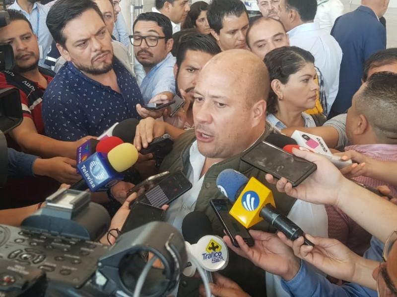 Por COVID-19 implementan operativo preventivo en el Aeropuerto de Guadalajara