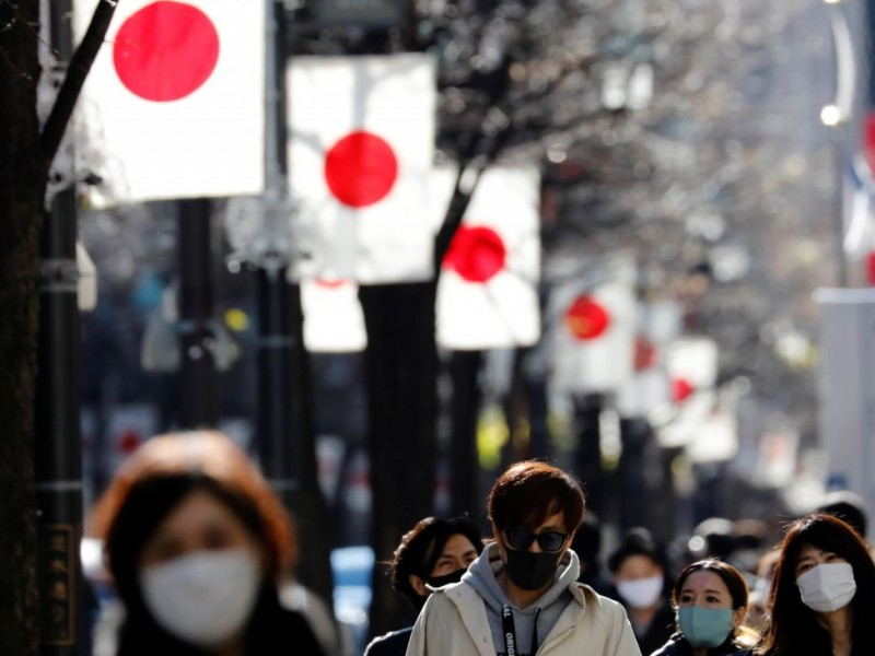 Por Covid-19, Japón amplía estado de emergencia