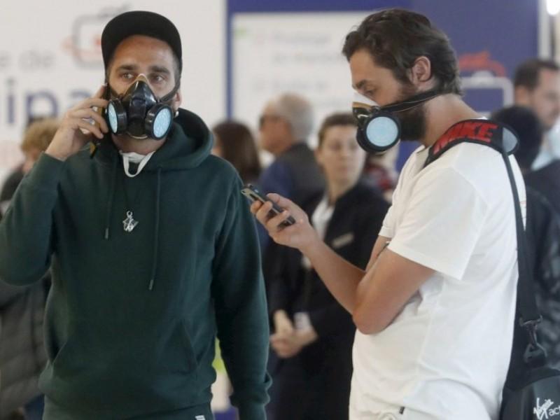 Por covid-19  más de 8 mil contagios en España