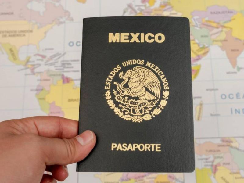 Por Covid-19 reducen emisión de pasaportes al 30%