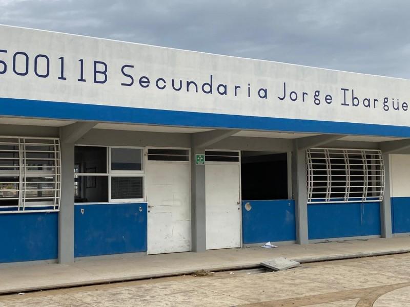 Por cuarta vez; roban Escuela Secundaria en Vista Esmeralda