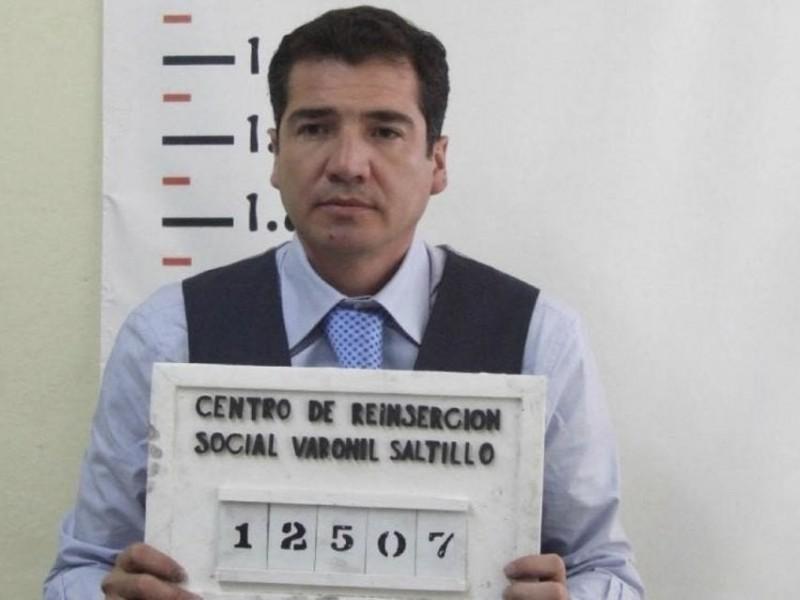Por doceava ocasión aplazan juicio de Javier Villarreal