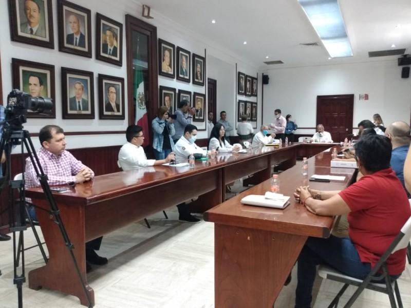 Por emergencia sanitaria suspenden elección de comisarios municipales