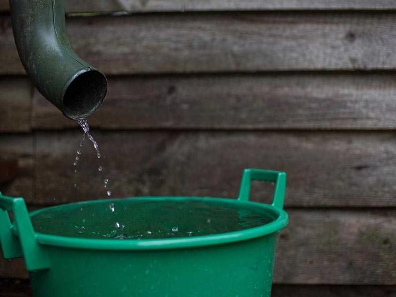 Por escasez, necesario captar agua de lluvia