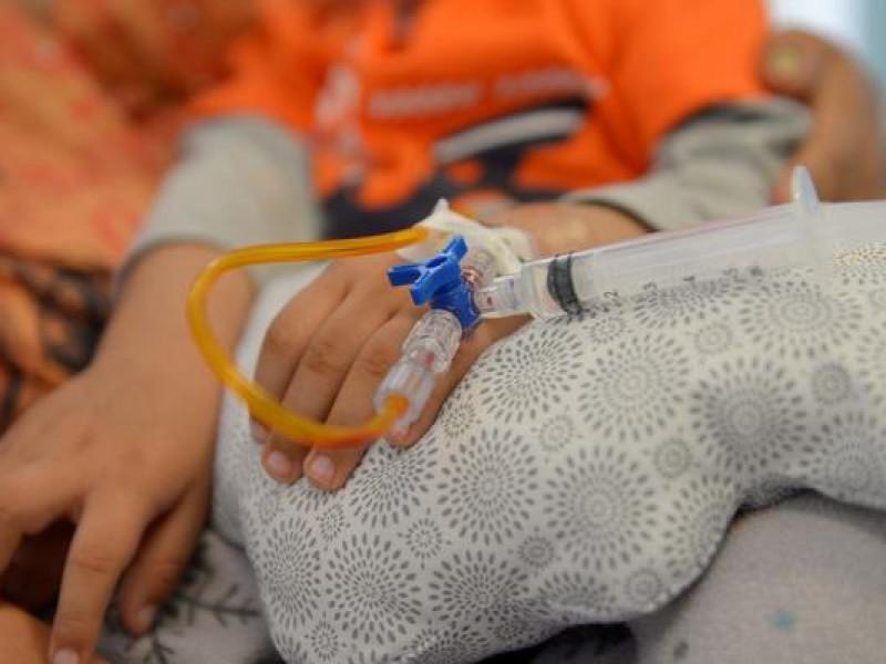 Por falta de recursos niños oaxaqueños se quedan sin quimioterapias