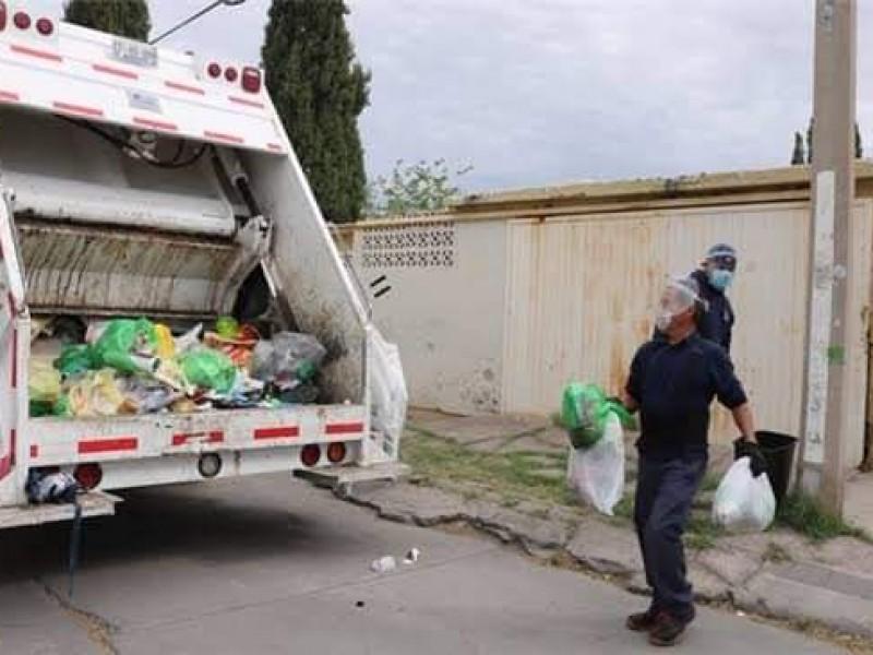 Por festejos patrios, no habrá recolección de basura en Jacona