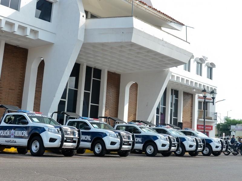 ¡Por fin! Llegarán nuevas patrullas a Navojoa
