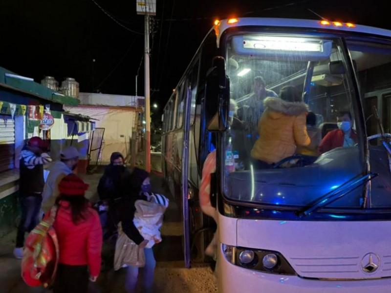 Por fuga de Pemex, desalojan a 200 personas en Hidalgo