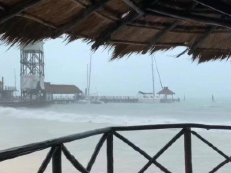 Por huracán Delta, 5 mil turistas han sido reacomodados: SSP