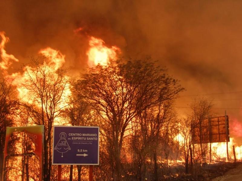 Por incendios en California, miles se quedan sin energía
