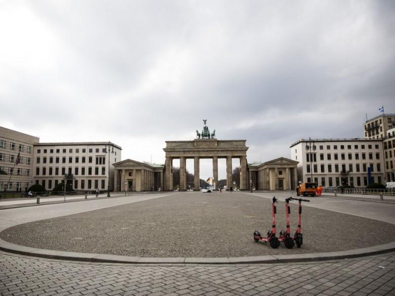 Por incremento Covid-19, Alemania extiende confinamiento al 14 de febrero
