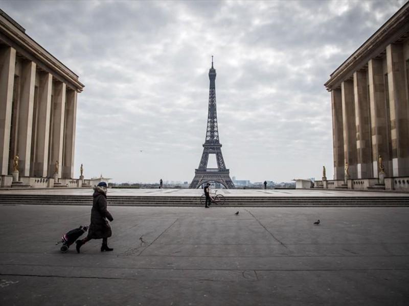 Por incremento Covid-19 amplían toque de queda en Francia