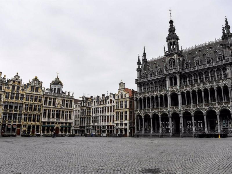 Por incremento Covid-19, Bélgica decreta toque de queda