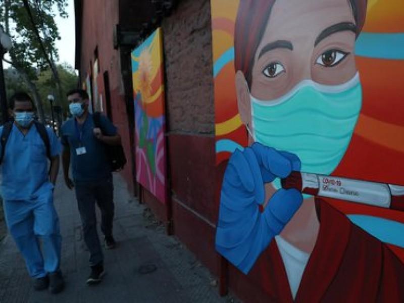 Por incremento Covid-19, Chile anuncia cuarentena total en Santiago