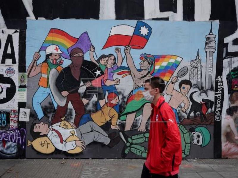 Por incremento Covid-19, Chile extiendo estado de catástrofe hasta marzo