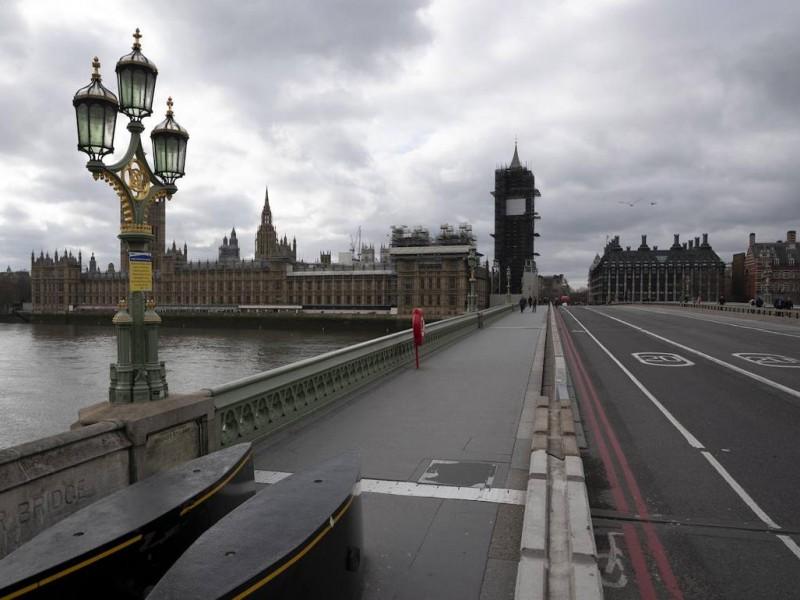 Por incremento Covid-19, decretan nuevo confinamiento en Reino Unido