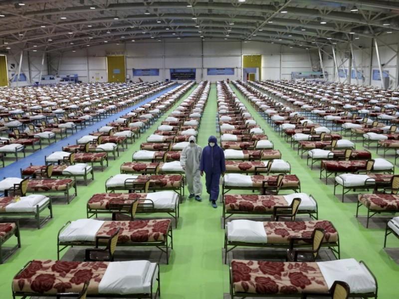 Por incremento Covid-19, hospitales de Londres desbordados