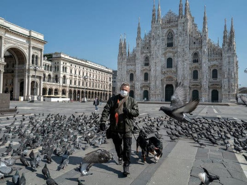 Por incremento Covid-19 Italia impondrá nuevas restricciones