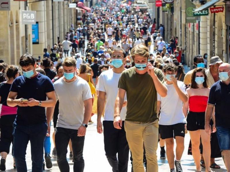 Por incremento de casos Covid-19, Francia impone nuevas medidas restrictivas