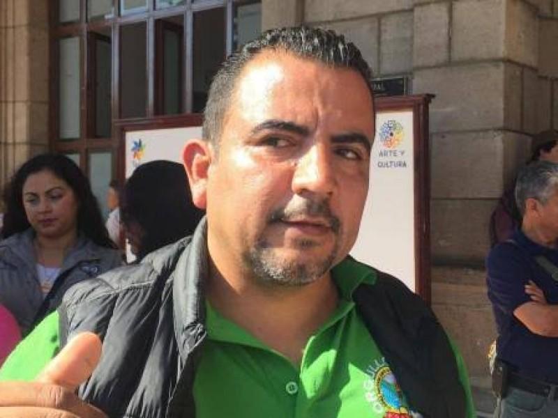 Por incumplimiento, pide SUTSEM salida de Chumacero