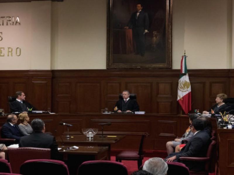 Por ineptos y corruptos, cesan a dos magistrados