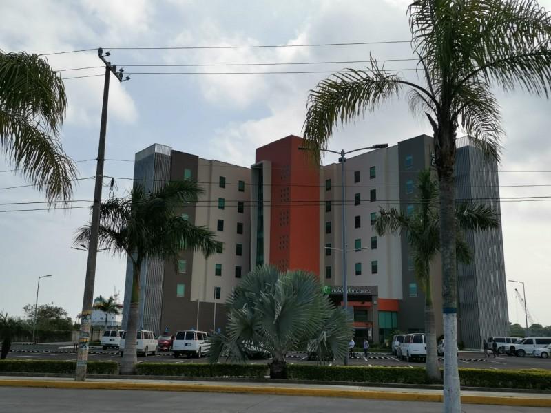 Por inseguridad, hoteleros se van de Tuxpan