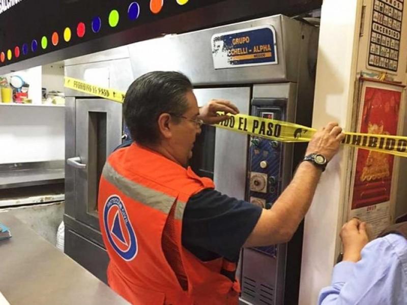 Por irregularidades, el Metro suspende 10 locales