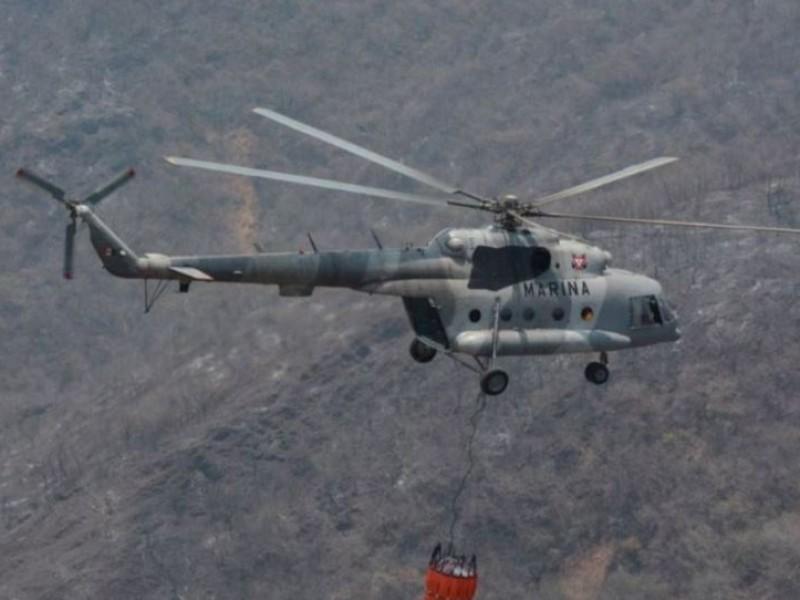 Por llegar a Fiscalía cuerpos de fallecidos helicóptero
