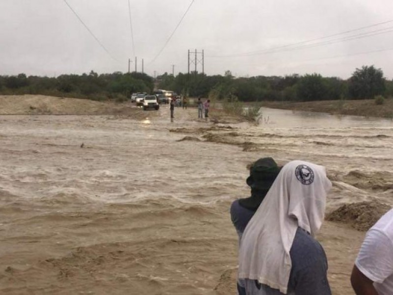 Por lluvias aplican Plan DN-III-E en BCS