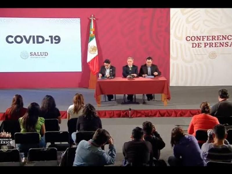 Por luto nacional suspenden conferencia sobre Covid